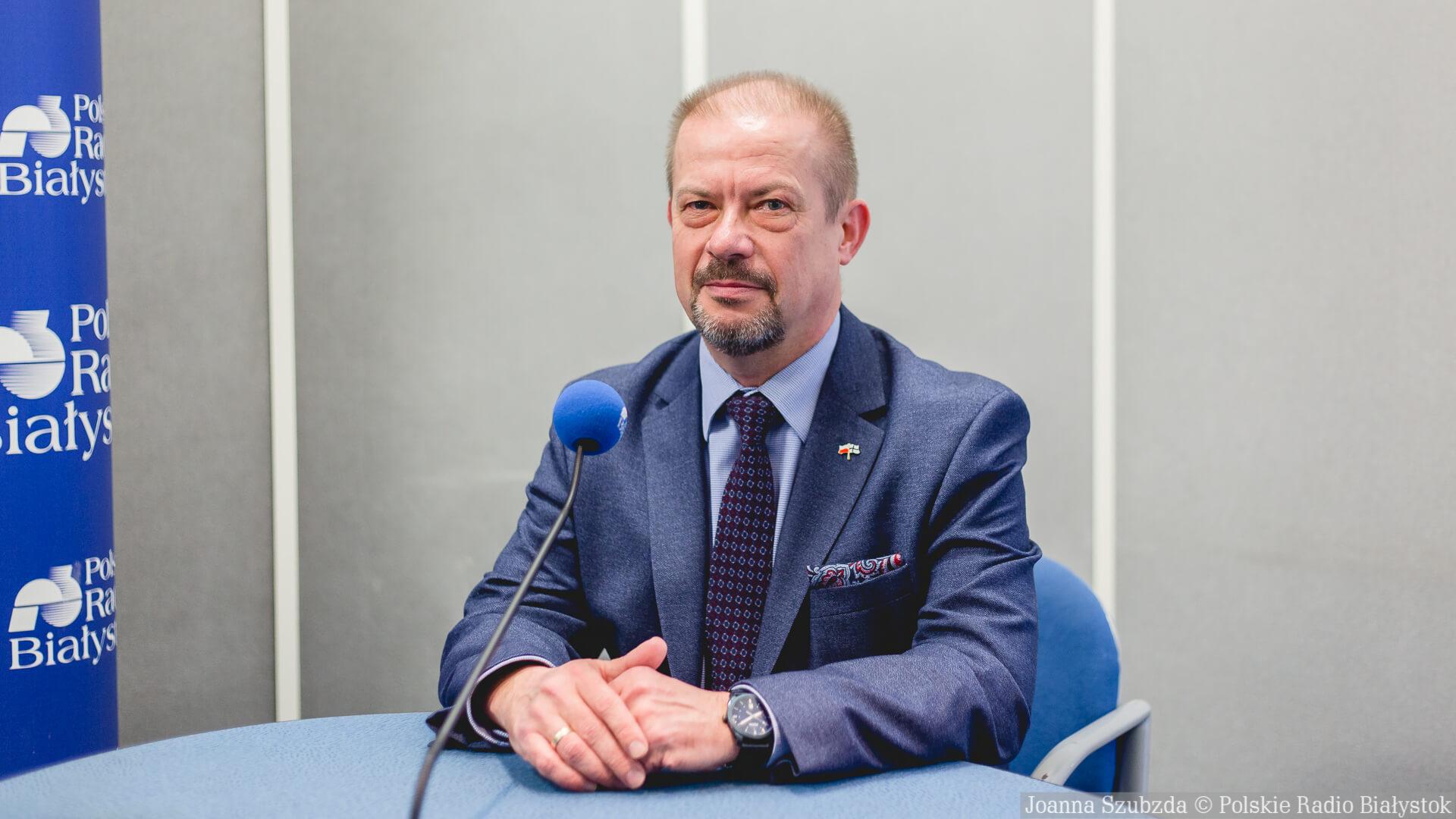 Andrzej Parafiniuk, fot. Joanna Szubzda