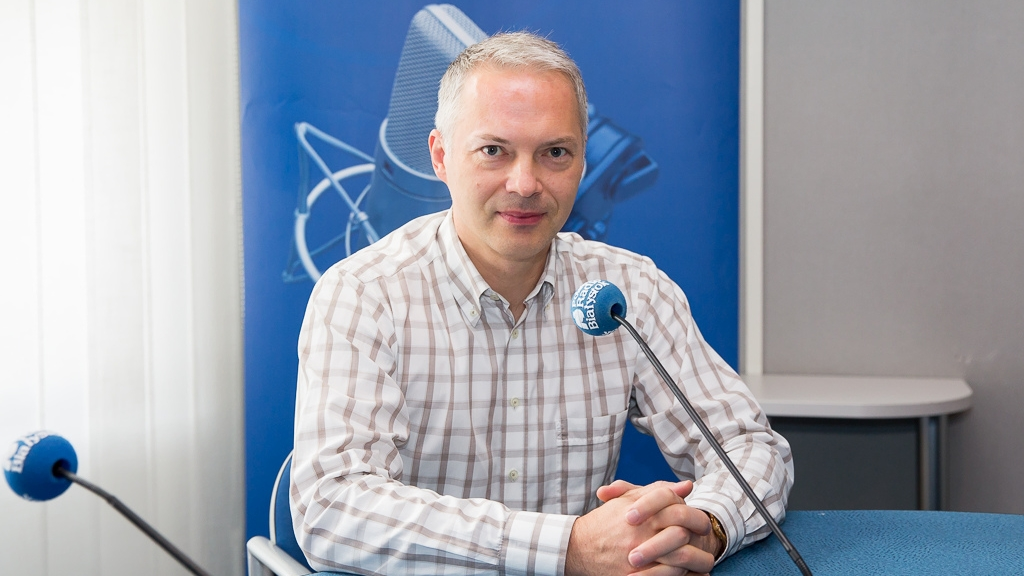 Jacek Żalek, fot. Joanna Szubzda