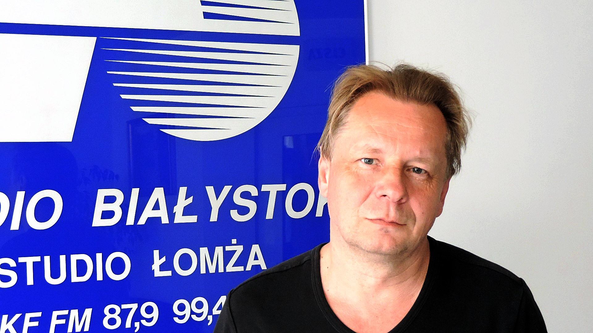 Jarosław Antoniuk, fot. Adam Dąbrowski