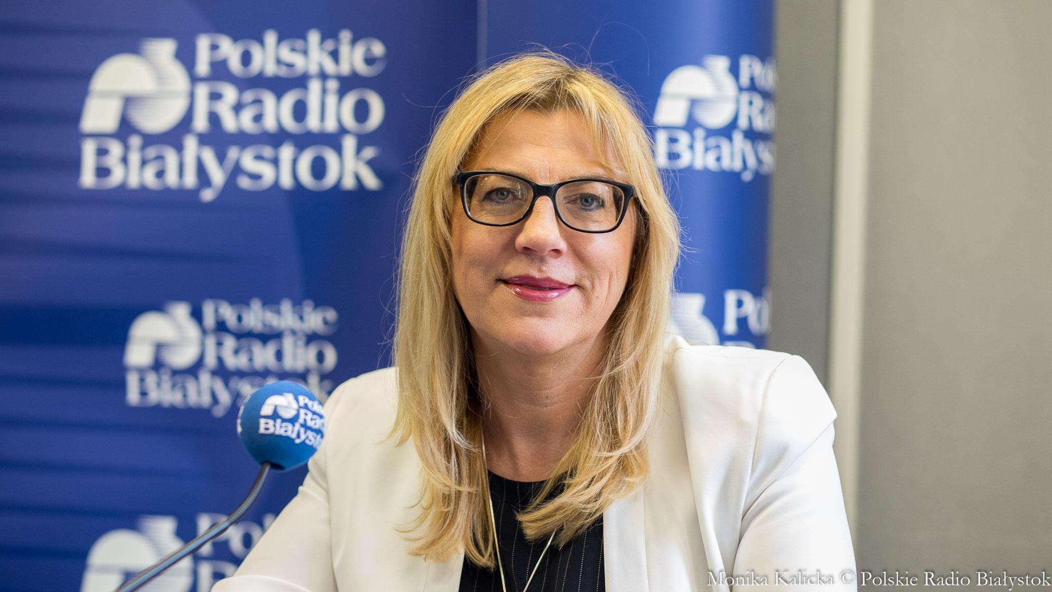 Agnieszka Rzeszewska, fot. Monika Kalicka