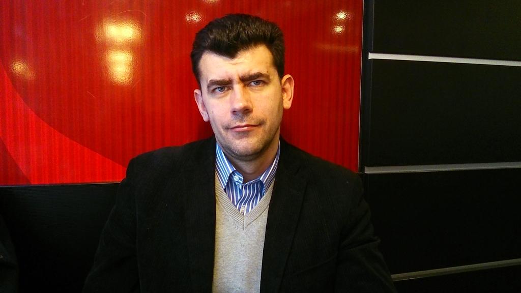Paweł Usow, fot. Jarosław Iwaniuk