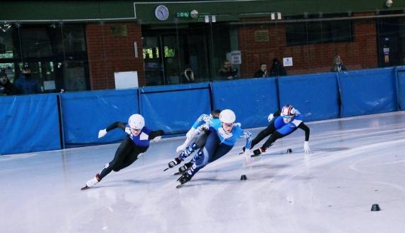 Mistrzostwa Polski w short tracku - fot. Robert Bońkowski