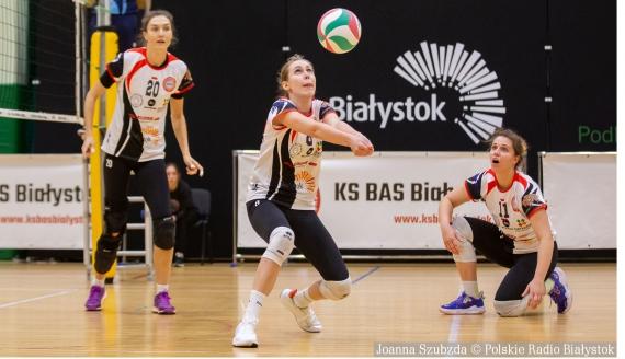 BAS Białystok - SMS PZPS Szczyrk, 9.10.2021, fot. Joanna Szubzda