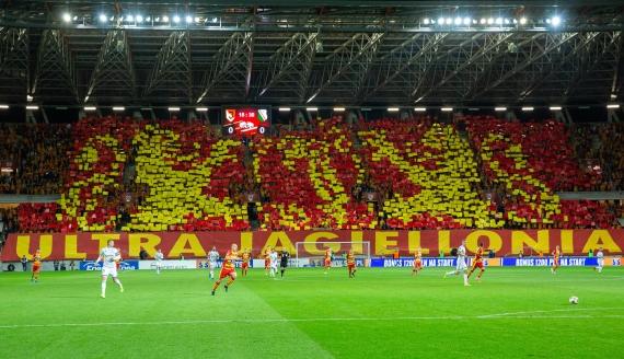 Jagiellonia Białystok - Legia Warszawa, 13.09.2019, fot. Joanna Szubzda