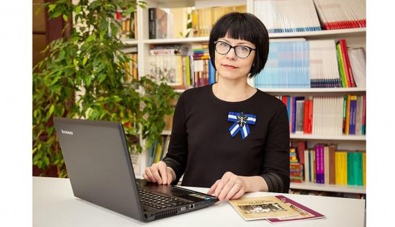 Anna Paniszewa, fot. KolNat, CC BY-SA 4.0 , via Wikimedia Commons