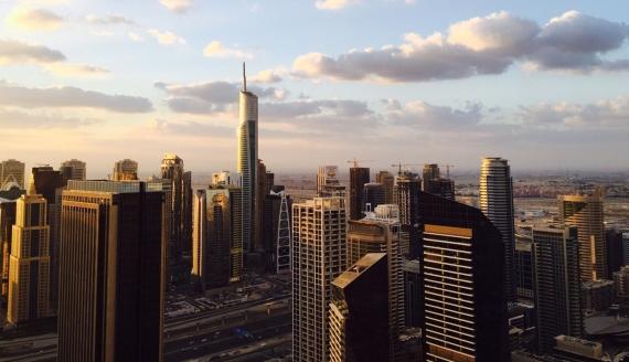 Dubaj fot. Anna Dudzińska