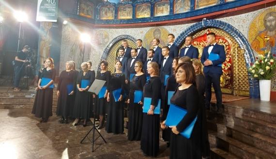 Międzynarodowy Festiwal Hajnowskie Dni Muzyki Cerkiewnej, 16.09.2021, fot. Anna Petrovska