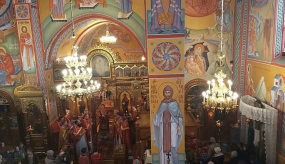 Cerkiew pw. św. proroka Eliasza na Dojlidach, fot. Anna Petrovska
