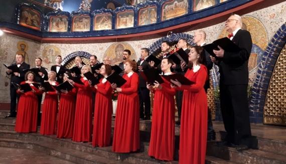 38. Międzynarodowy Festiwal Hajnowskie Dni Muzyki Cerkiewnej, 9.05.2019 r., fot. Michał Stepaniuk