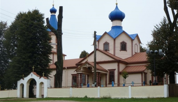 Cerkiew w Łosince. Fot. Anna Petrovska