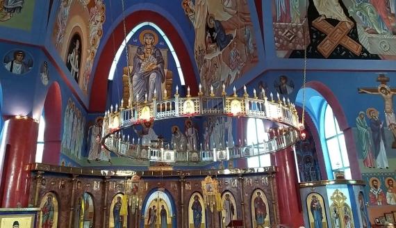 Cerkiew p.w. św. Jerzego w Białymstoku, 5.05.2020, fot. Anna Petrovska