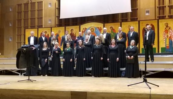 Festiwal Muzyki Cerkiewnej Hajnówka 2020 Foto: S. Sawczuk
