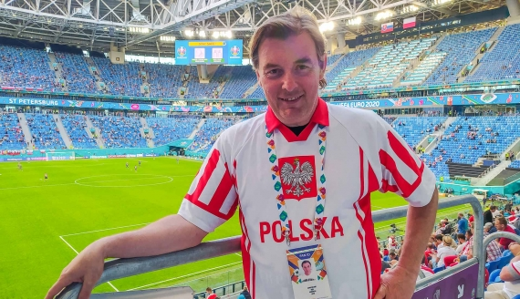 Jacek Dąbrowski, fot. Iza Dąbrowska
