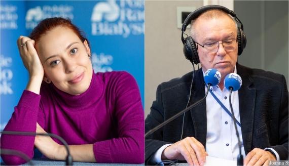 Joanna Sikora i Lech Pilarski, fot. Joanna Szubzda