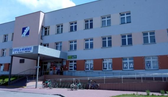 Szpital w Hajnówce, fot. Anna Petrovska