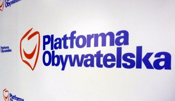 Platforma Obywatelska, fot. Wojciech Szubzda