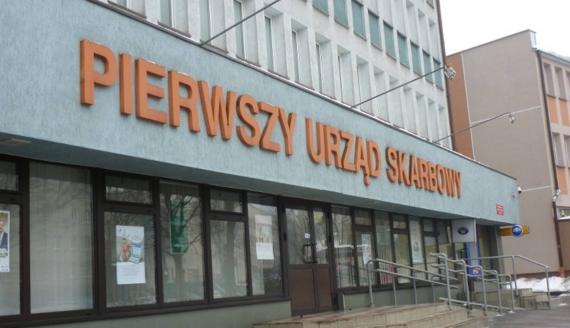 Pierwszy Urząd Skarbowy w Białymstoku - fot. M. Kalicka