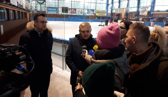 Nowicki oraz siostry Maliszewskie Ambasadorami Białostockiego Sportu, fot. Adrian Dmochowski
