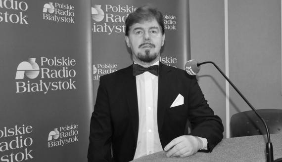 Dariusz Marek Srzednicki, fot. Marcin Gliński