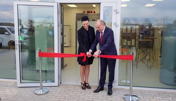 Białostocki Biawar otworzył nowy zakład i centrum szkoleniowe, fot. Adam Janczewski