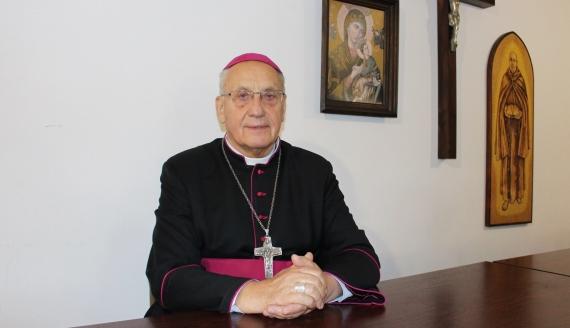 Metropolita mińsko-mohylewski arcybiskup Tadeusz Kondrusiewicz - Fot. Jarosław Iwaniuk