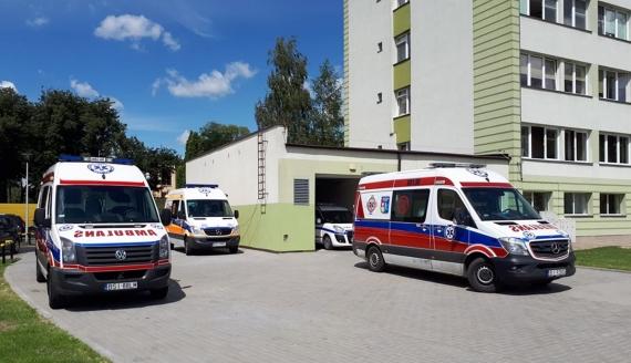 Szpital w Siemiatyczach, fot. Renata Reda