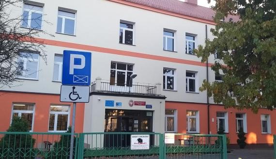 Szkoła Podstawowa nr 7 w Łomży, fot. Adam Dąbrowski