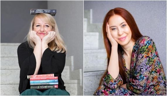 Dorota Sokołowska i Joanna Sikora, fot. PRB
