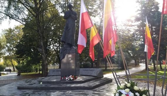 36. rocznica męczeńskiej śmierci bł. księdza Jerzego Popiełuszki, fot. Olga Gordiejew