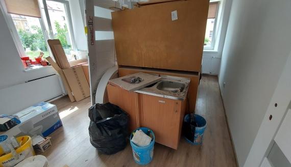W Białymstoku powstają kolejne mieszkania wspomagane, fot. Edyta Wołosik
