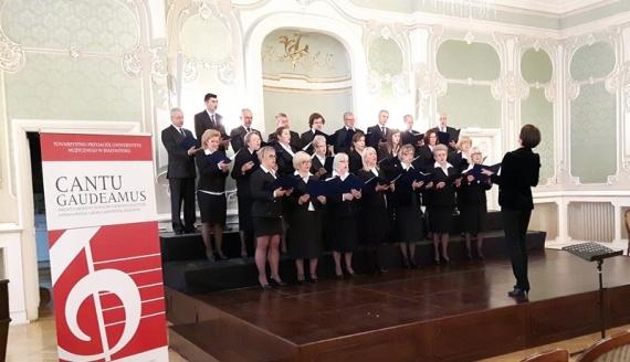 """Międzynarodowy Konkurs """"Cantu Gaudeamus"""" w Białymstoku, foto: Adam Klimiuk"""