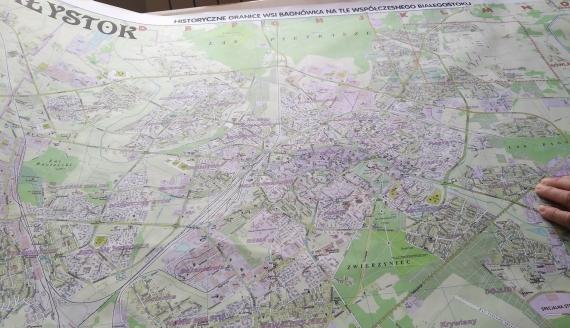 Mieszkańcy Białegostoku opowiedzieli się za wydzieleniem osiedla Bagnówka, fot. Edyta Wołosik