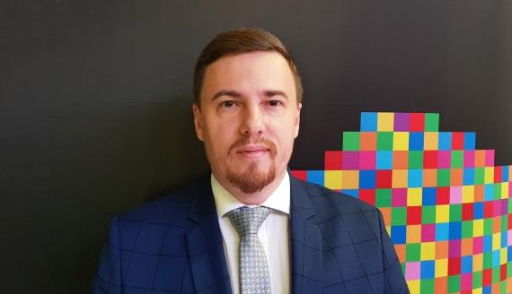 Robert Nowicki - podsekretarz stanu w Ministerstwie Rozwoju, fot. Adam Janczewski