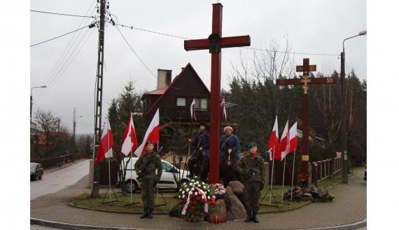 Wojewoda podlaski i władze Supraśla oddali hołd powstańcom, źródło: Podlaski Urząd Wojewódzki