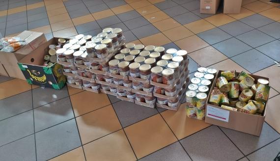 Mieszkańcy z gminy Choroszcz dostaną paczki z żywnością, fot. Marcin Mazewski