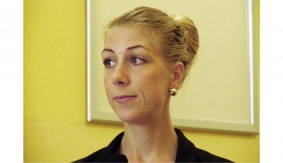Paulina Waszelewska, fot. Adam Dąbrowski