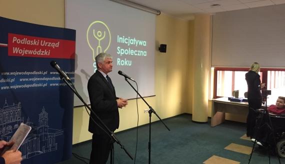 Inicjatywa Społeczna Roku, fot. Marcin Mazewski