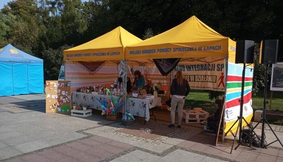 IX Podlaskie Targi Ekonomii Społecznej, fot. Laura Maksimowicz
