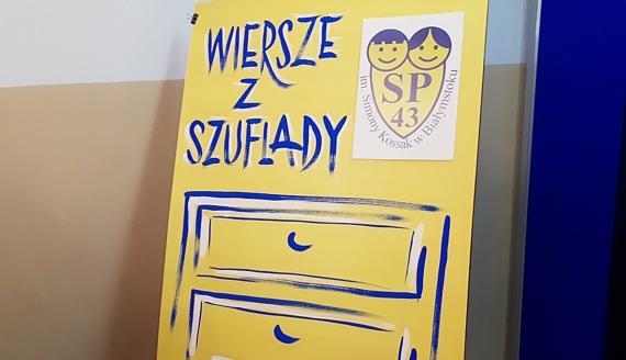 """Konkurs literacki """"Wiersze z szuflady"""", fot. Edyta Wołosik"""