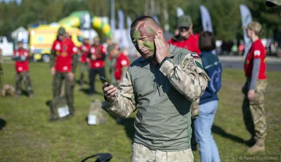 Grom Challenge w Czerwonym Borze, fot. Paweł Wądołowski