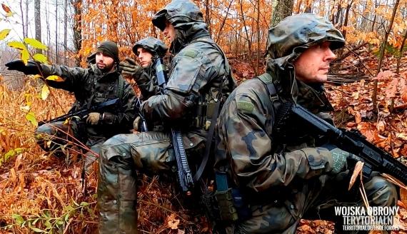 źródło: DWOT, 1 Podlaska Brygada Obrony Terytorialnej