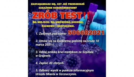 źródło: Facebook Artura Kuczyńskiego