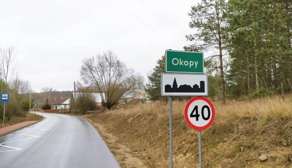 Okopy - rodzinna miejscowość księdza Jerzego Popiełuszki, fot. Marcin Gliński