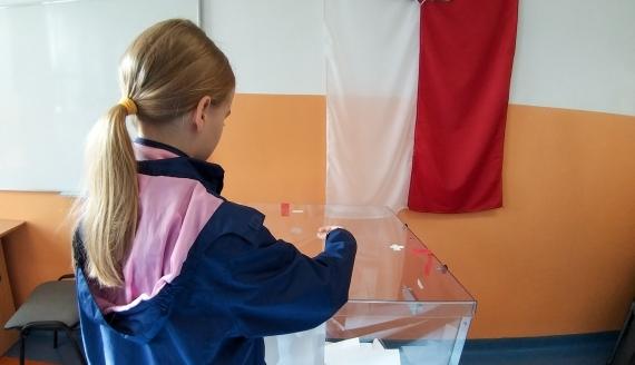 Wybory w Wasilkowie - Fot. Monika Kalicka