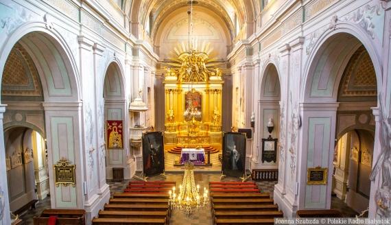 Kościoła pw. Trójcy Przenajświętszej w Tykocinie, fot. Joanna Szubzda