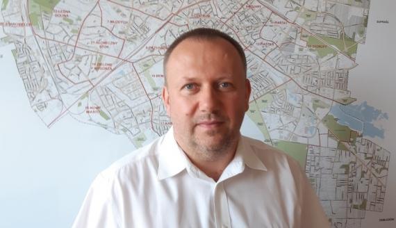 Andrzej Matys, fot. Edyta Wołosik