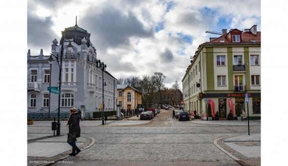 Noblistka Wisława Szymborska będzie patronką ulicy w Białymstoku, fot. Marcin Jakowiak/UM Białystok