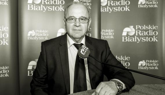 Eugeniusz Stepanczuk, fot. Monika Kalicka