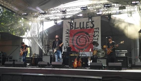 12. edycja Suwałki Blues Festival, fot. Iza Kosakowska