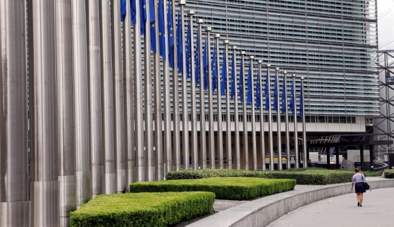 Komisja Europejska w Brukseli, fot. Joanna Żemojda